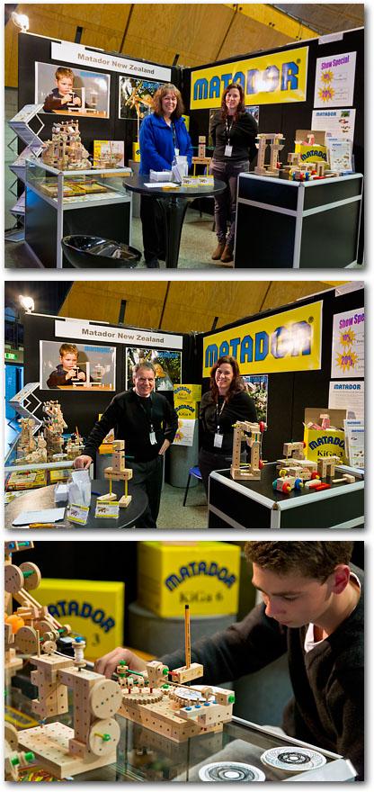 Matador - NZ ED Show - Linda, Hans & Paul